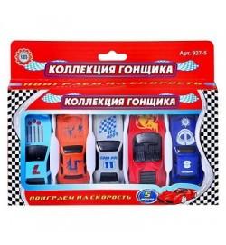 Набор машинок МВ 5 №1 (216шт) в кор-ке, 17-13-2см