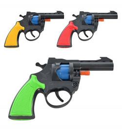 Пистолет под пистоны A1 (432шт/4) в пакете 21*12*4см