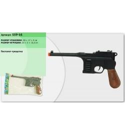 Пистолет-трещотка 559-16 (1277796) (432шт/2) в пакете 30*17*4см