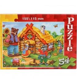 Пазлы 54 мал.карт.enfant(160)