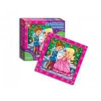 Кристалл картина (Принцесса принц) VT4010-02 (рус) настольная игра