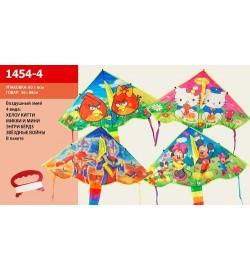 Воздушный змей 1454-4 (300шт)