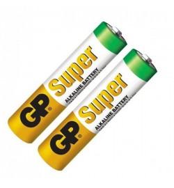 Батарейка  GP 15A-S2  Alkaline LR6, AA,  2/40, цена за 2 шт.