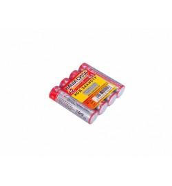 Батарейка НАША СИЛА  R6/AA (пальчик)  4/60 цена за 4 шт.