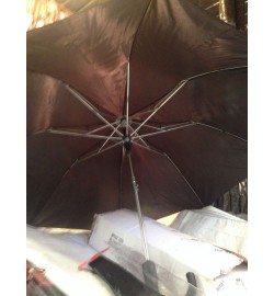 Женский зонт Star Rain полуавтомат, 2 сложения, 8 спиц
