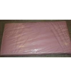 Матрасик 5-слойный (кокос)розовый