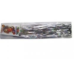 Дощик різаний срібний