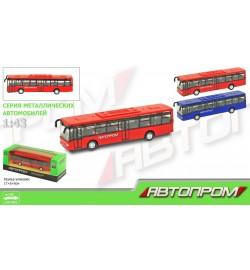 Автобус металл 7783 (240шт/2)