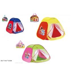 Палатка 811S/3S/5S (24шт) 3вида в сумке 35*34*5см