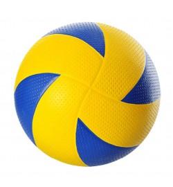 Мяч волейбольный VA 0033 (50шт) офиц.размер,резина, 300-320г