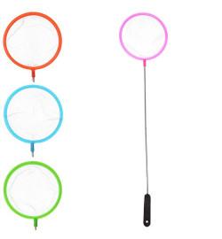 Сачок для бабочек MS 0887 (600шт) длина 31см, длина ручки 24см, диаметр 7см, 4 цвета