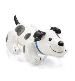 Плотик 57521 (12шт) щенок, с ручками, 108-71см, в кор-ке, 20-19-7см