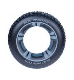 BW Круг 36016 (36шт) колесо, 91см, от 10-ти лет, в кульке, 15-27-0,5см
