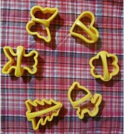 Формы для печенья