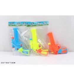 Водный пистолет 688-2 (360шт/2) 3 цвета, в пакете 23*20*3см