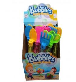 Мыльные пузыри 9007 (12уп по 24шт) в дисп.боксе