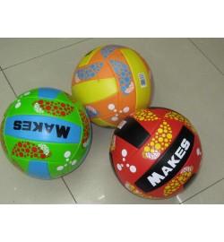 Мяч волейбол TT13044 (50шт) PVC 270 грамм 3 цвета