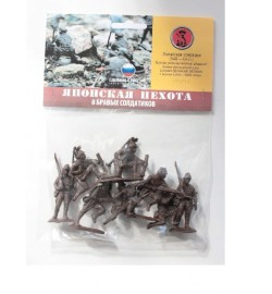 Герои Солдатики