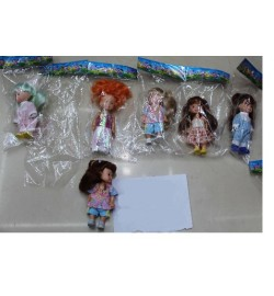 Кукла 10,5см BT-D-0019 6в.кул.ш.к./600/
