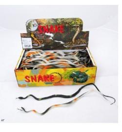 Змея Гонконг H34 резин., 22