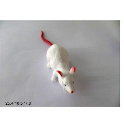 Мышь Гонконг A043P-W тянучка 2,5-5