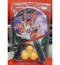 Теннис наст.BT-PPS-0022 ракетки (1,1см,цвет.ручка)+3мяча+сетка пласт.ш.к./40/