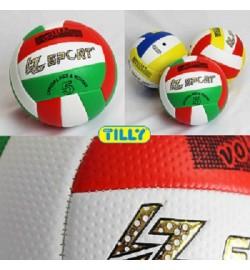 Мяч волейбол BT-VB-0039 PU 260г 3цв.ш.к./60/
