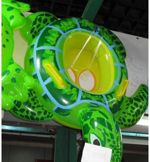 Надувной круг TT14005 (100шт) Черепаха в пакете