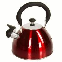 Чайник SS 2,5л одинарное дно J02016 (12шт)