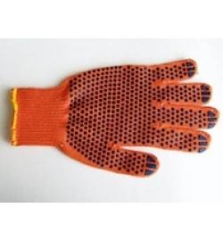 Перчатка оранжевая
