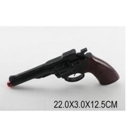 Пистолет батар. 668 (288шт/2) в пакете 22*13*4см