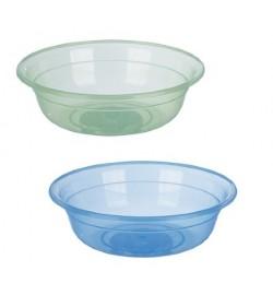 Миска пластиковая прозрачная круглая 750мл PT-71310 (120шт)