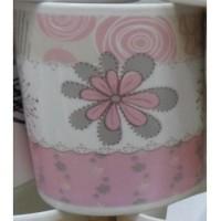 Чашка керамическая 8*9.5см J01007 (96шт)