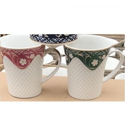 Чашка керамическая E19508 (72шт)