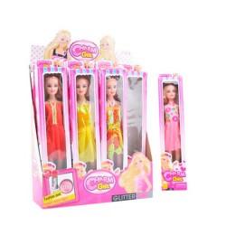 Кукла B12-32 (288шт) 26см, в кор-ке, 12шт(микс видов) в дисплее, 31-26-10см