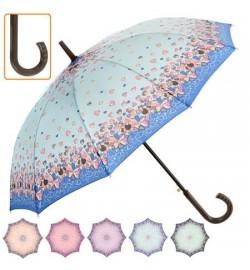 Зонт-трость полуавтомат д57см 10сп T05726 (60шт)