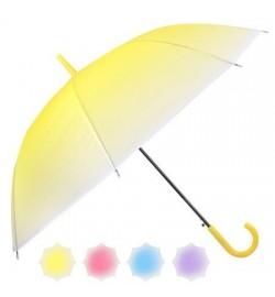 Зонт-трость полуавтомат д60см 8сп R17781 (60шт)