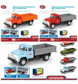 RUS Модель грузовик PLAY SMART 6518-A/C/D