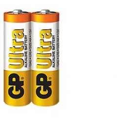 Батарейка  GP 15А-S2 Super Alkaline LR6, АА, трей 40/1000