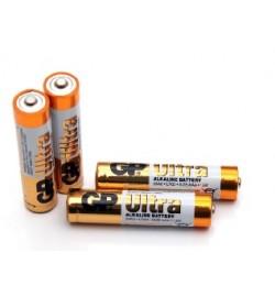 Батарейка . GP 15AU-S2 Ultra alkaline LR6, АА, трей 2/40/