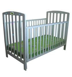 Кровать деревянная BC-08-001 PANDA DELUXE /1/