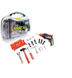 Набор инструментов T106K в чемодане 33*10*28 ш.к./24/