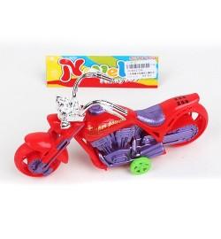 Мотоцикл 250 (180шт) инер-й, 19см 3цвета, в кульке, 15-23-6,5см