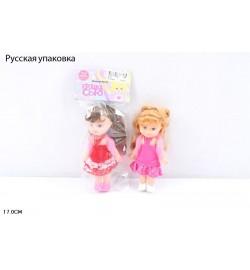 RUS Кукла PLAY SMART 17см 6053