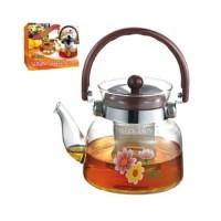 Чайник-заварник стекло 600мл MS-0131 (24шт)