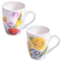 Чашка фарфоровая 360 мл 8*9.5см R15540 (72шт)