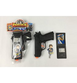 Полицейский набор 501-31 (480шт/2) в пакете