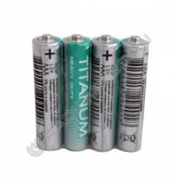 БатарейкаTitanum Р3, ААА, трей 4/40/1200 (24081)