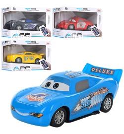 Машина APP4T-ABCD (30шт) ТЧ, р/у,15см,WI-FI,подключ.к телеф,резин.колеса,4в,бат,в кор-ке,18,5-13-9с