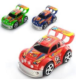 Машинка WY7855A (336шт) 14см, 3 цвета, в кульке, 14-8,5-6см